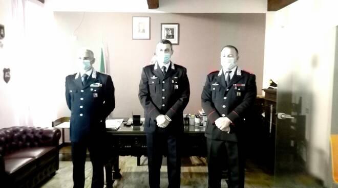 Maieli Blasi Ragusa carabinieri Lucca
