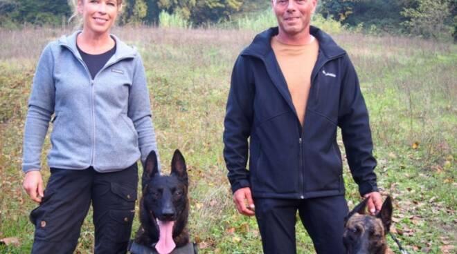 Martin Lipsius e Tamara Hosmar dall'Olanda a San Miniato