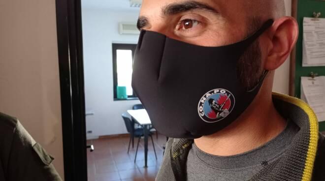 mascherina calzaturificio Michela Conapo