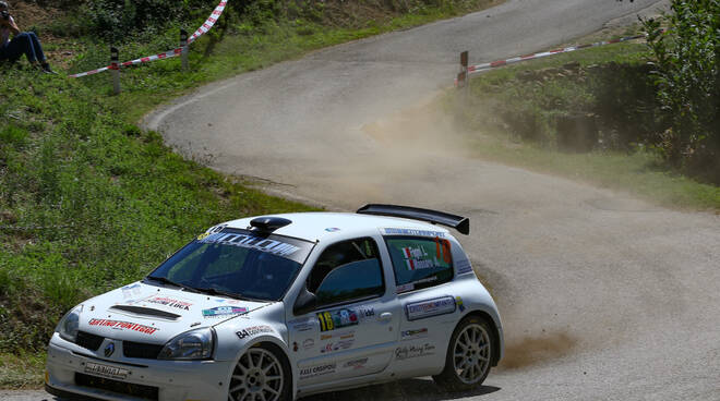 Mm Motorsport Rally Pistoia 2020