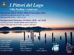 Mostra villa Paolina i pittori del lago