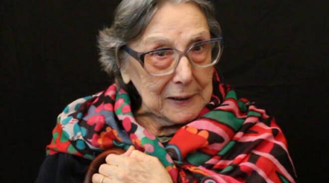 Nara Marchetti partigiana scomparsa a 96 anni