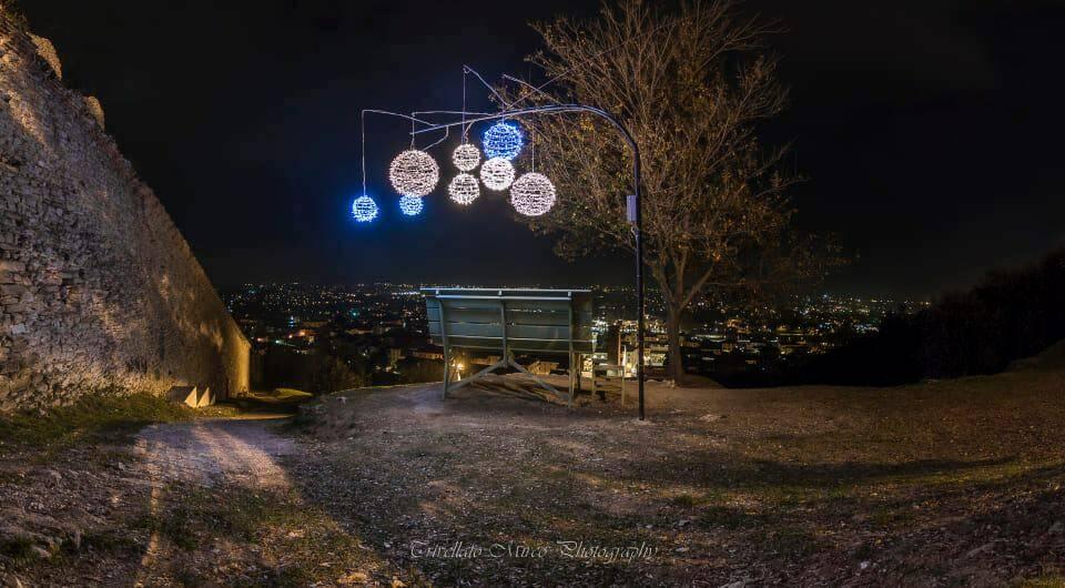 Natale a Pietrasanta foto di Mirco Trivellato