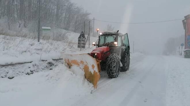 neve in garfagnana