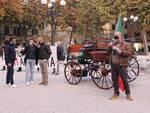 Nuova protesta commercianti piazza Napoleone 14 novembre