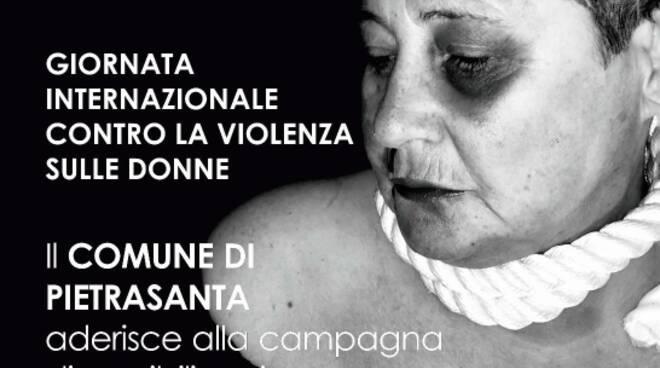 Oltrepassare la violenza Pietrasanta