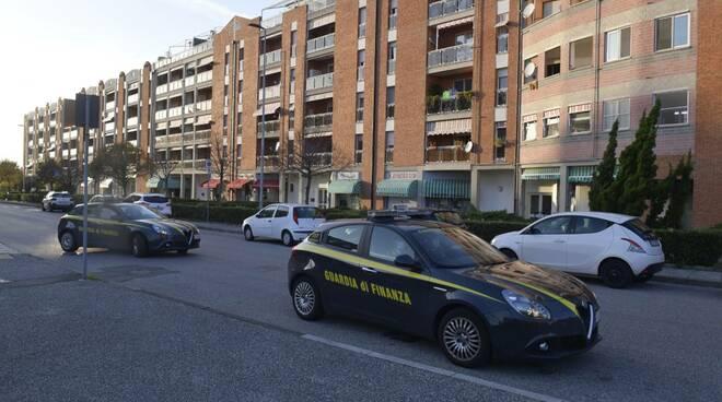 operazione time out gdf Livorno