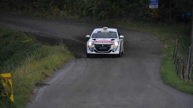 Paolo Andreucci Anna Andreussi rally motori