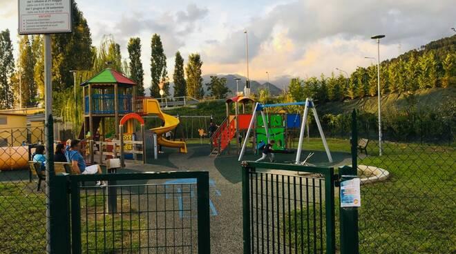 parchi giochi Pietrasanta