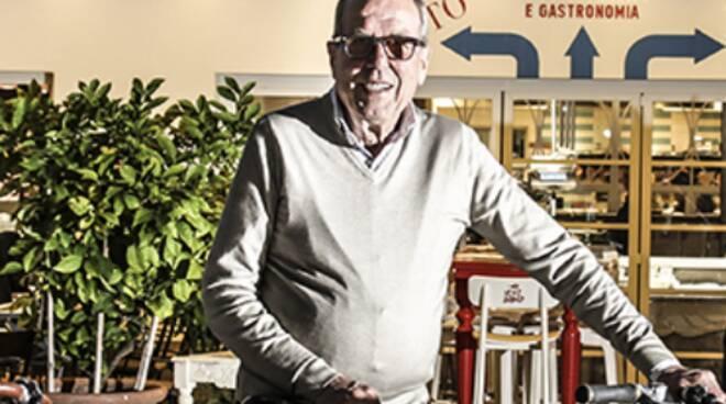 Piero Vaiani ristoratore Forte dei Marmi