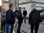 Provincia Comune sopralluogo via Diaccio Porcari