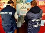 ristorante sequestrato dai carabinieri e guarda di finanza di Grosseto