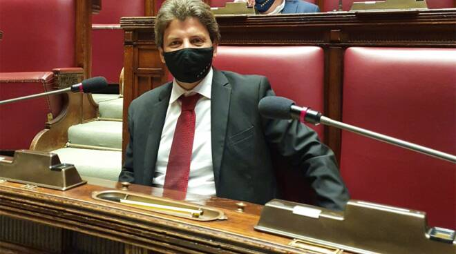 senatore M5S Gianluca Ferrara
