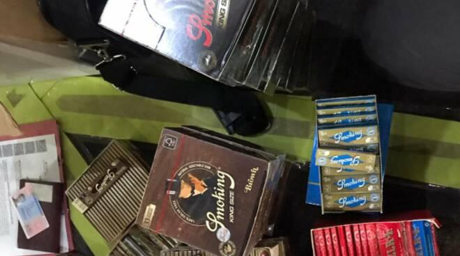 sequestro GdF prodotti a Pomarance