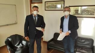 Simone Bezzini e Alessio Lambardi
