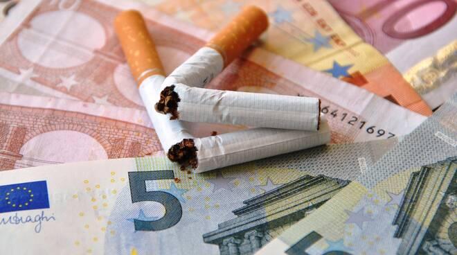 risparmio smettere di fumare