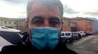 Stefano Baccelli ospedale Castelnuovo