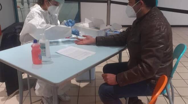 Test sierologici a Gallicano