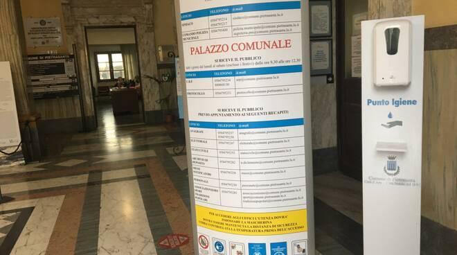 uffici comunali Pietrasanta