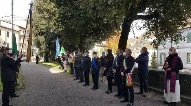 unità nazionale Castelnuovo celebrazioni