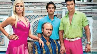 Versace fiction Netflix Project Movie