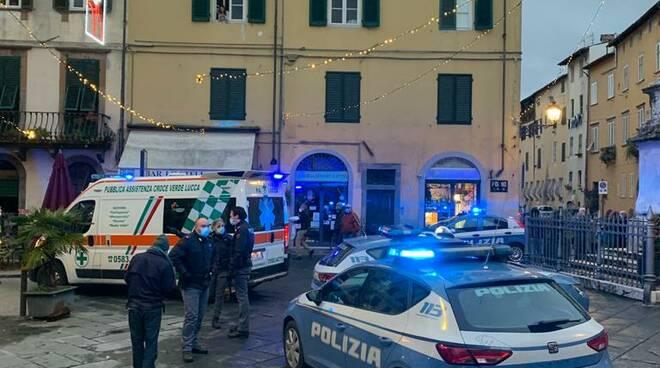aggressione bar dello stellario Lucca dicembre 2020