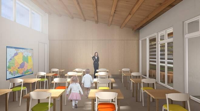 ampliamento scuola Orsi La Pira