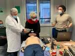 Anafilassi e arresto cardiaco in fase di vaccinazione
