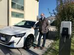 auto elettrica consorzio di bonifica parco mezzi