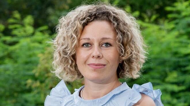 Barbara Gonnella assessore urbanistica Coreglia
