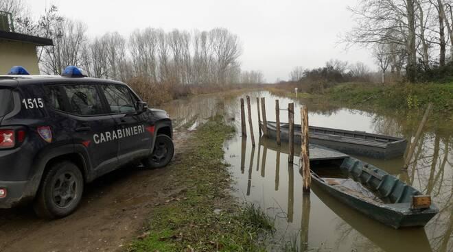 carabinieri forestali empoli nel padule di fucecchio