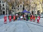 casetta di babbo natale associazioni di protezione civile Lucca