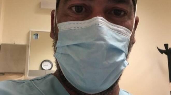 Claudio Meloni, nuovo direttore del punto nascita dell'ospedale San Giuseppe di Empoli