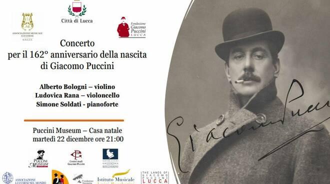 concerto Puccini