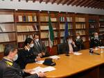 conferenza stampa indagine Vagli procura