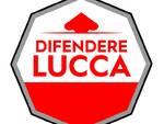 difendere Lucca logo movimento politico