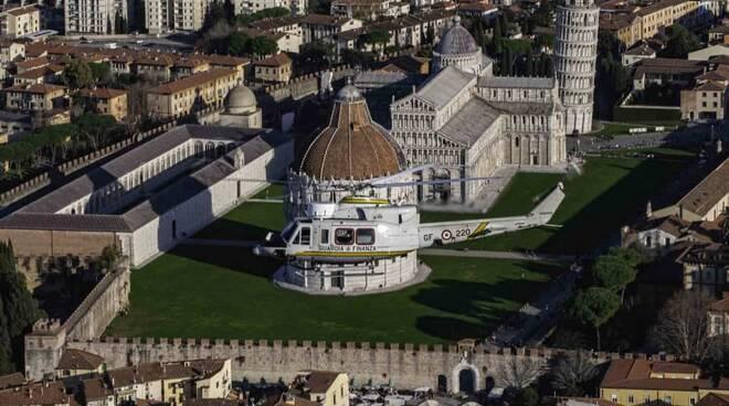 discarica gdf Pisa