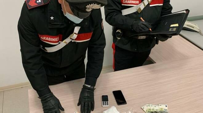 droga carabinieri massa