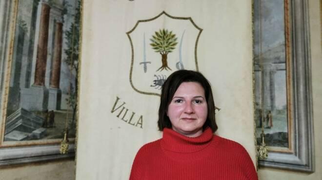 Elisa Anelli sindaco VIlla Basilica
