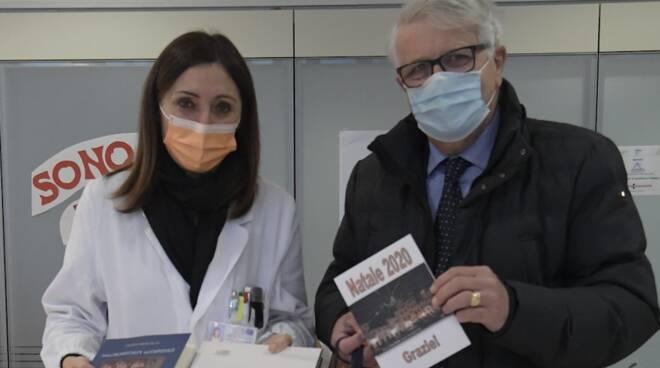 Fondazione Banca del Monte di Lucca operatori sanitari omaggio