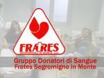 Fratres Segromigno in Piano donatori sangue