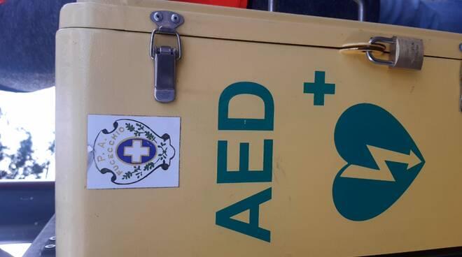 Fucecchio, inaugurati due nuovi defibrillatori in Piazza Montanelli e in Piazza XX Settembre