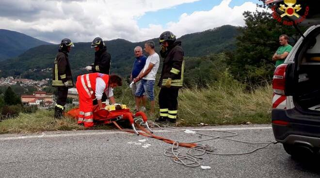 incidente Michael Antonelli