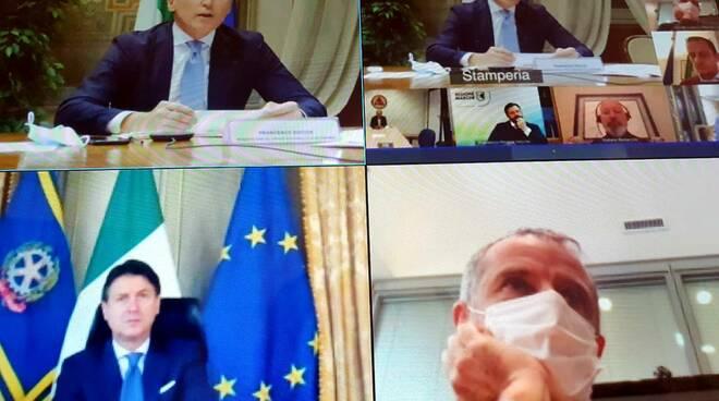 incontro Upi premier Conte Menesini