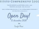 istituto comprensivo Lucca 3 open day