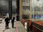 lavori teatro del Giglio Lucca