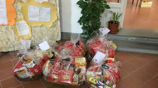 Lions Club San Miniato e unitalsi per natale 2020