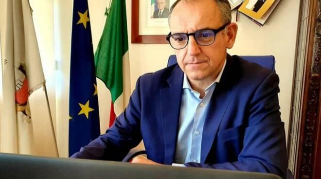 Luca Menesini presidente Provincia