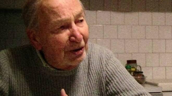 Luciano Caselli partigiano