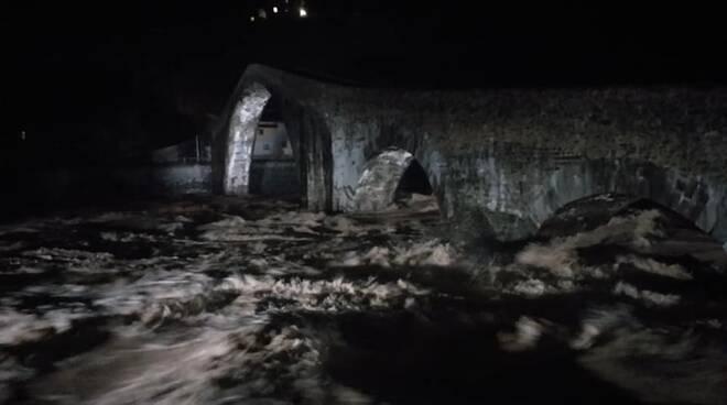 Maltempo 5 dicembre Ponte del Diavolo
